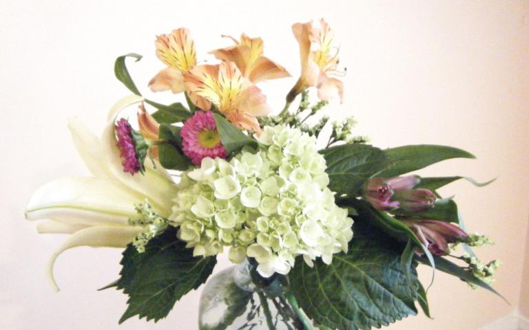 Floral Design Parties